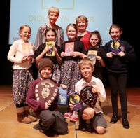 Young readers take over the Arts Centre